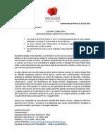 Comunicado de prensa 013 - Glotones comeletras, nueva edición revista El Conde Letras