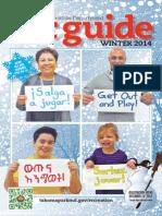 2014 Winter Recreation Guide