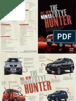 Zotye Hunter Brochure