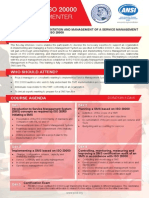 Certified ISO 20000 Lead-Implementer-Two Page