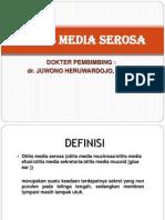8. Otitis Media Serosa