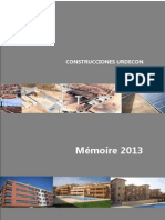 Memoria Urdecon 2013 (Fr)