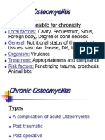 Reey8t.b. Osteomyelitis