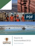 Codelco- Reporte de Sustentabilidad