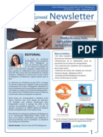 Lettre d'information trimestrielle de SFCG Madagascar - EDITION N°3 / Juillet - Septembre 2013