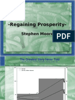Steve Moore's Keys to Prosperity
