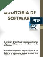 Auditoria de Software