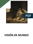 VISIÓN DE MUNDO I° A