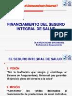 Financiamiento SIS