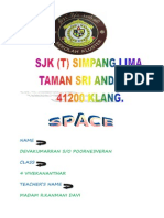 SCIENCE SPACE STD 4