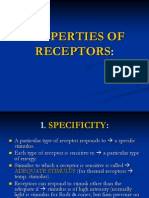 Lect.3, Properties of Receptors (2)