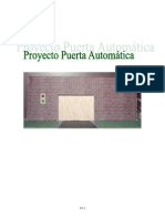 Puerta Automatica
