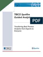 TIBCO Spotfire Guided Analytics