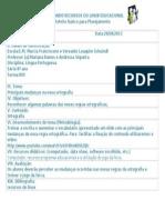 Roteiro de Planejamento Linux Mariana_ Andressa