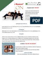 Partitura Gospel Bateria Avalon We Are the Reason Portal Daniel Batera Drum Sheet