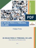 Livro Persuasao Juridica-05 Dicas Juri-jus Passionis