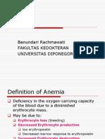 Kuliah Anemia