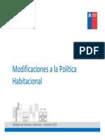 2010_12_15 - PPT Modificaciones Politica Habitacional - Estat