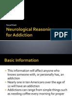 research presentation addiction