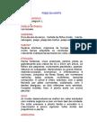 Poejo-da-Horta - Mentha pulegium L. - Ervas Medicinais – Ficha Completa Ilustrada