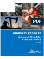 Industry Profile Mining Oil and Gas Extraction