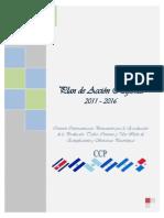 Plan de Accion Regional 2011 2016 Firma