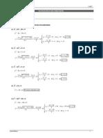 01b Ecuaciones Bicuadradas Ejercicios Resueltos
