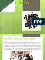 Gestión De las Mypes