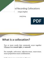 Collocation Sok