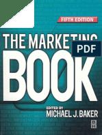 Marketing Book by Baker
