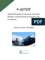 Aster Manual Usuario