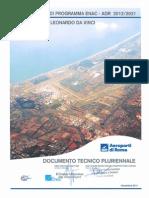 ADR-Relazione Sviluppo Fiumicino Novembre 2011