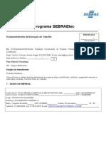 Formulário - Acompanhamento de Execução do Trabalho2