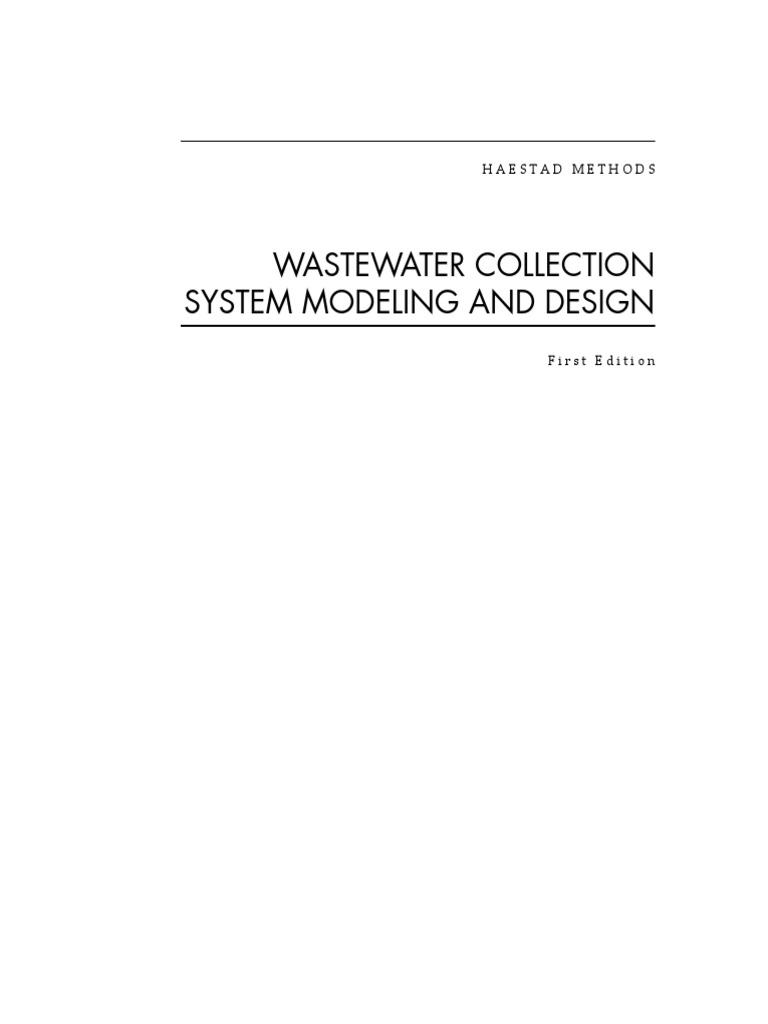 Modelamiento Alcantarillado | Sanitary Sewer | Fluid Dynamics