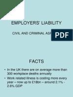 Employers Liability