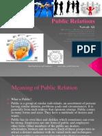 Public Relation 1