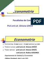 Curs 1 Econometrie Comert Seria a Oct 2013