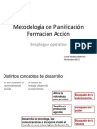 20121114  Planificación Formación Acción UNEFA