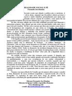 REALIDADE SOCIAL E FÉ15OK