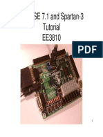 Xilinx Ise 7.1 Tutorial