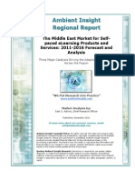 AmbientInsight 2011 2016 MiddleEast SelfPaced eLearning Market Abstract