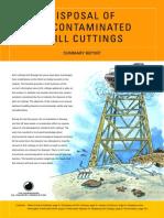 OLF Drill Cuttings Summary