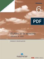 Libro Memoria Directrices