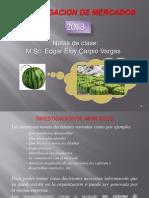 Capitulo I. INVESTIGACIÓN DE MERCADOS