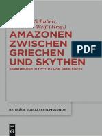 Amazonen Zwischen Griechen Und Skythen