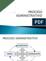 Poceso administrativo dirección