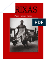 Orixás - Pierre Verger