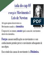 Auladocap05 LeisdeNewton - fisica.pdf