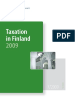 Taxation in Finland 2009