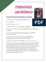 PORTAFOLIOS ELECTRÓNICO
